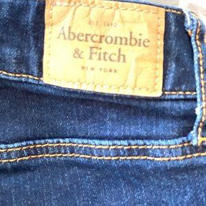 Abercrombie & Fitch Super Skinny Jeans Sz( (0R)